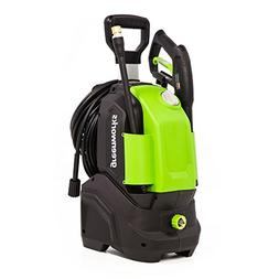 Greenworks 1600 PSI 1.2 GPM Vertical Pressure Washer GPW1604