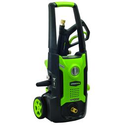 1,600-PSI 1.2-GPM Electric Power Pressure Washer Cold Water