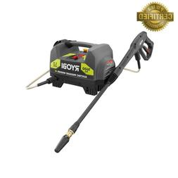 Ryobi 1,600PSI 1.2 GPM Electric Pressure Washer Compact Ligh