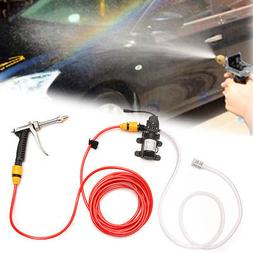 12V High Pressure Portable Car Washer Power Spray Gun Spray