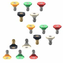 15 Power Washer Spray Nozzle Replace Pressure Washing Tips 1