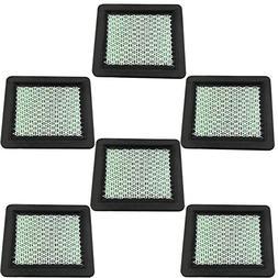 6Pack 17211-zl8-023 Air Filter for Honda GCV160 GCV135 GCV19