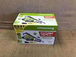 GREENWORKS 1800 PSI Portable Electric Pressure Washer Kit 3