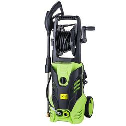 1800W 2200PSI 1.7GPM Electric High Pressure Power Cleaning W