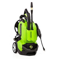 Greenworks 1800 PSI 1GPM Vertical Pressure Washer GPW1802