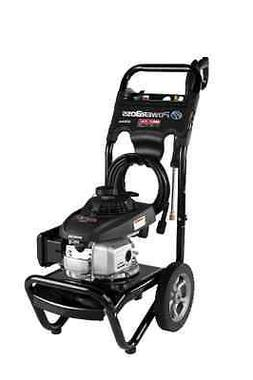 PowerBoss 2800 PSI 2.3 GPM Honda GCV160 Engine Gas Pressure