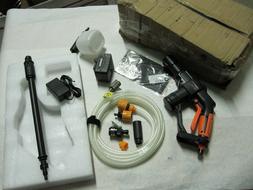 20V Portable Cordless Power Pressure Washer Cleaner Car Wash