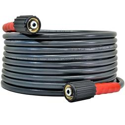 YAMATIC 25FT 3200PSI 1/4 Pressure Washer Hose Fit Most Gas P