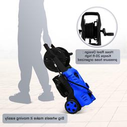 2600PSI High Power Electric Pressure Washer 1.6 GPM Auto Cle