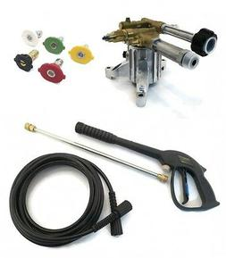 2800 PSI Upgraded AR Power Washer Pump & Spray Kit for Gener