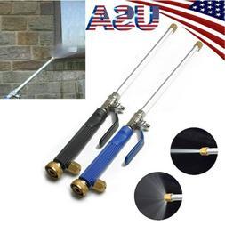 2IN1 High Pressure Power Washer Water Spray Gun Nozzle Wand