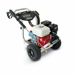Simpson 3,400 PSI 2.5 GPM Gas Pressure Power Washer Honda &