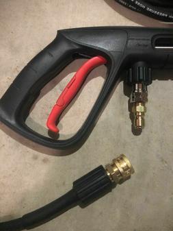 M22/15mm Quick Coupler 1Set Non Standard Size Pressure Washe