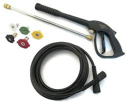 3000 PSI / 7 GPM SPRAY GUN, WAND, HOSE & TIPS KIT for Power