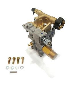 3000 psi Power Washer Pump with Bolts for Briggs & Stratton,