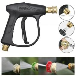 3000 PSI High Pressure Washer Gun for Pressure Power Washers