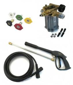 3000 psi POWER WASHER PUMP & SPRAY KIT Excell Devilbiss MH67