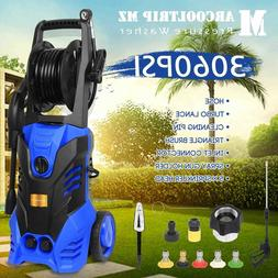 3000PSI 2GPM 2000W High Pressure Power Car Washer Electric C