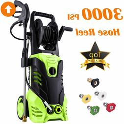 3000PSI 1.8GPM Burst Power Electric High Pressure Washer 180