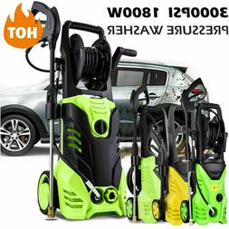 3000psi 1 8gpm electric pressure power washer