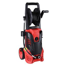 3000PSI Electric Pressure Washer Power 1.9GPM 5 Nozzles Vehi