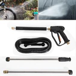 3000PSI High Pressure Car Power Washer Spray sprayer Gun Ext