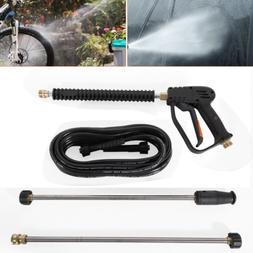 3000PSI High Pressure Car Washer Power Spray Gun Wand/Lance