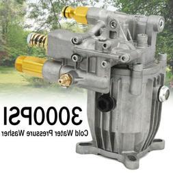 3100psi Gas Power Pressure Cold Water Washer Pump Brass Head