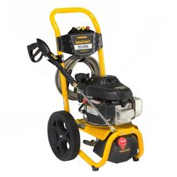 3200 PSI 2.4 GPM Gas Pressure Washer Powered Rolling Steel F