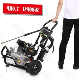 3600PSI 2.8GPM Electric/ Petrol Pressure Washer High Power C