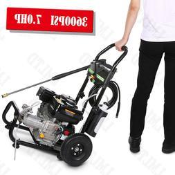 3600PSI 2.8GPM Gas Pressure Washer Electric Pressure Cleaner