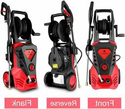 3500PSI 2.6GPM Electric Pressure Washer High Powerful  Water