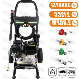 Gas Powered /Electric Pressure Washer Multi Pattern Cleaner