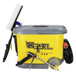 36L Roller Wash Car Machine 12V High Pressure Car Wash <font