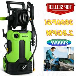 3800psi 2 8gpm electric pressure washer high