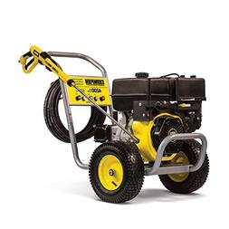 Champion 4200-PSI 4.0-GPM Wheelbarrow-Style Gas Pressure Was