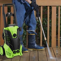4 Types 2000-3000PSI Jet Electric High Pressure Power Washer