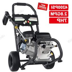 4200PSI 3GPM Gas Pressure Washer Power Washer 212CC Petrol P