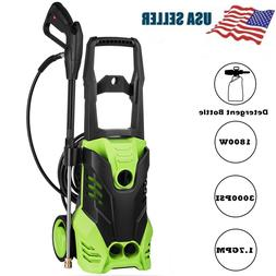 5 Types 2000-3000PSI Electric HIGH POWER Washer Water Cleane