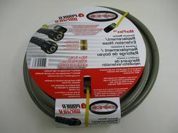 "50' 5/16"" 3700 PSI Simpson Pressure Washer Hose Morflex"