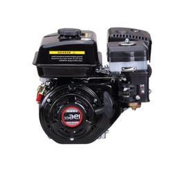 "Peggas New 6.5 HP  OHV 3/4"" Horizontal Shaft Gas Engine Go C"