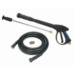 "Apache 99023677 2600 PSI Pressure Washer Gun Kit with 1/4"" x"
