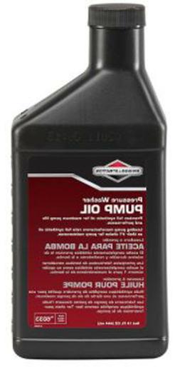 Briggs Stratton 6033 15-Oz Synthetic Oil 75W90, AR Craftsman