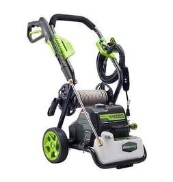Cold Water Electric Pressure Washer 2000 PSI 1.2GPM High Pow