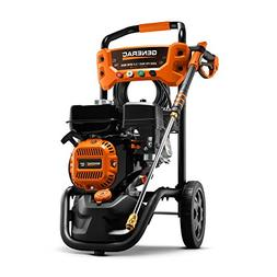 Generac 6922 2,800 PSI, 2.4 GPM, Gas Powered Pressure Washer