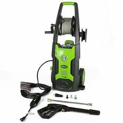 Greenworks 5100302 13 Amp 1,950 PSI 1.2 GPM Electric Vertica