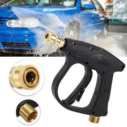 High Pressure Car Yard Washer Gun Jet Water 3000 PSI For Pre