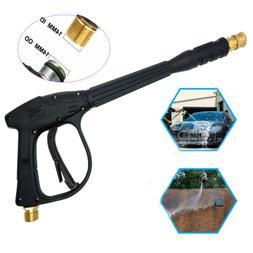 High Pressure Car Yard Washer Gun Jet Water 4000 PSI For Pre