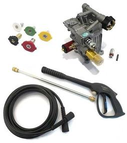 Pressure Washer Pump & Gun Kit for Karcher Washers with 7/8""
