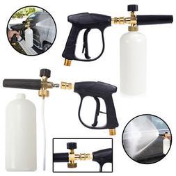 Power Pressure Washer Gun Foam Pump Spray Car Wash Soap Spra